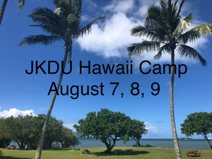 2020 Hawaii Training Camp