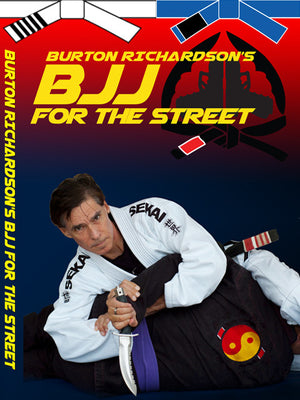 BJJ For The Street-5 Individual Levels or Bundle