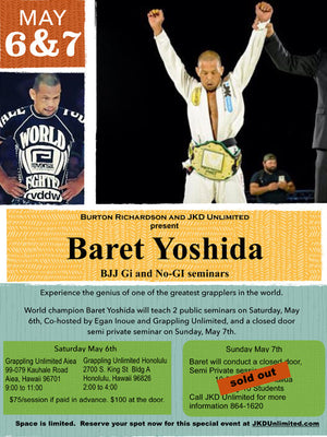 Past/Baret Yoshida Seminar in Hawaii
