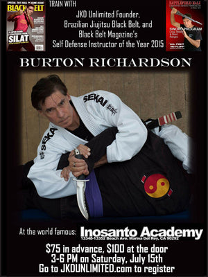 Past-Burton Richardson Los Angeles Seminar