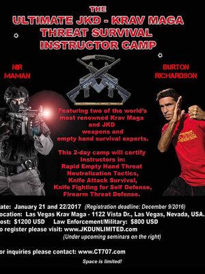 Past/JKDU-Krav Maga Instructor Camp