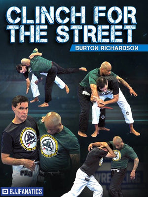 CLINCH FOR THE STREET FOR BJJ FANATICS