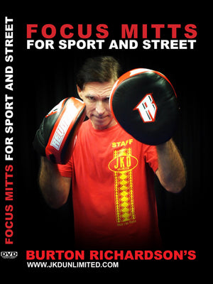 *NEW* Focus Mitts For the Street and Sport (1 series)