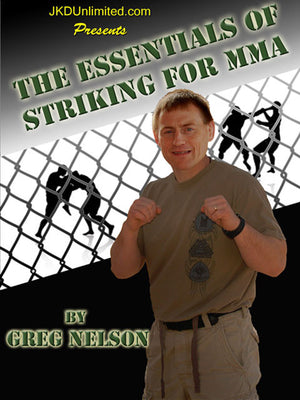 Greg Nelson- Essentials of striking for MMA (1 DVD)