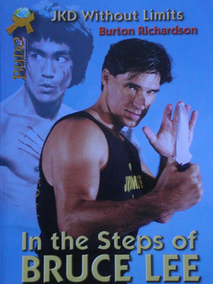 In the Footsteps of Bruce Lee Book