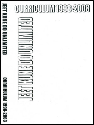 JKD Unlimited curriculum 1998-2003 (5 DVDs)