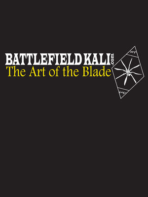 T-shirt-Men-Battlefield Kali  Logo