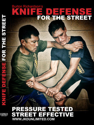 Knife Defense For The Street (1 series)