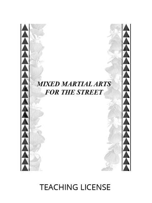MMA For The Street Teaching License