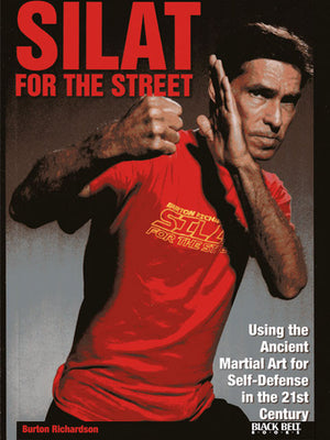 Silat For The Street Book
