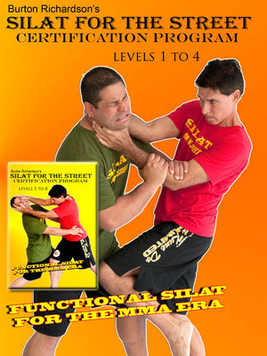 Silat For The Street (2 Series-8 Videos)