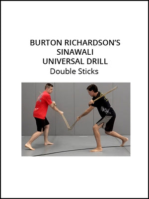 Sinawali (Double Stick) Universal Drill