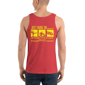 HAWAIIAN TATOO LOGO - Unisex  Tank Top