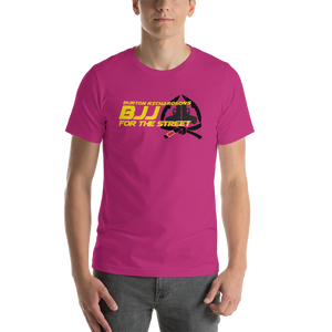 BJJ For The Street Logo - Short-Sleeve T-Shirt