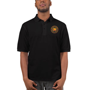 JKD Unlimited High Performance Martial Arts - Men's Premium Polo