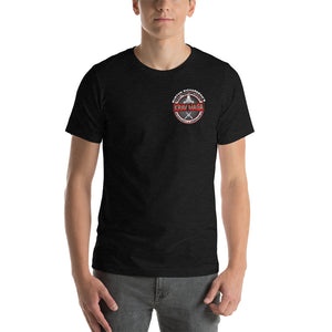 Krav Maga Logo - Short-Sleeve T-Shirt