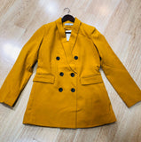 Ciara notched Collar blazer Coat