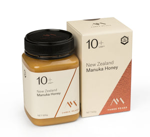 New Three Peaks Manuka Honey UMF 10+ 500g