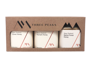 Three Peaks Honey Gift Pack