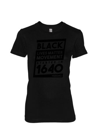 BLM Since 1640 Women's short sleeve t-shirt