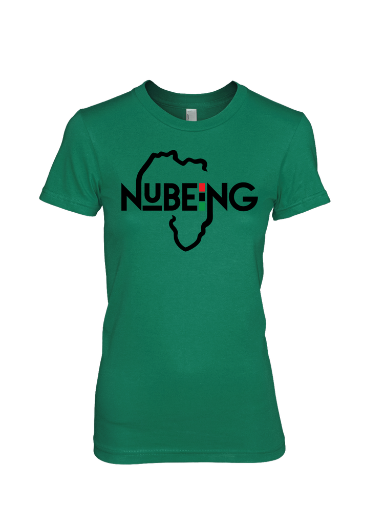 NuBeing Women's short sleeve t-shirt