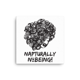 Naptually NuBeing Canvas
