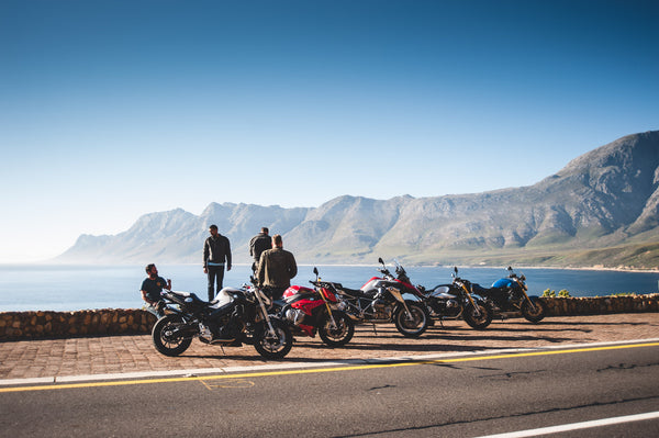 Rooiels coastal road BMW