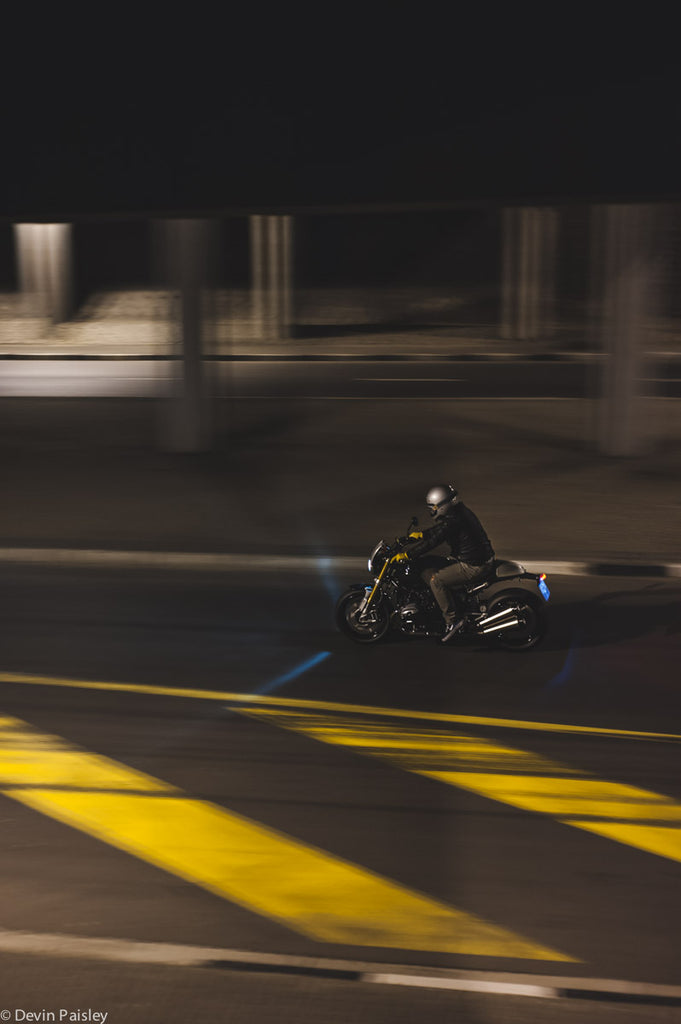 BMW RnineT R9T night riders Cape Town Custom Bikes Cafe Racer Motorcycle Photography