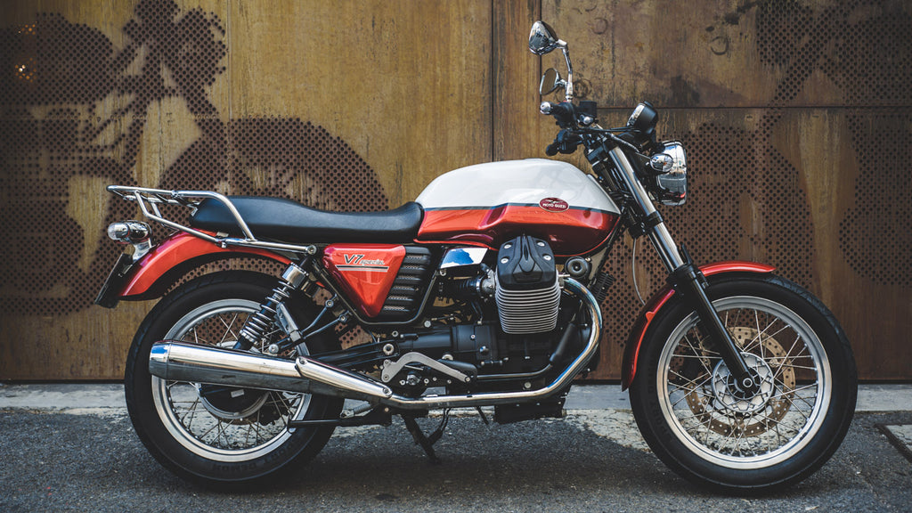 Wolf Moto Motorcycle Rentals Cape Town Woodstock Moto Co Moto Guzzi V7
