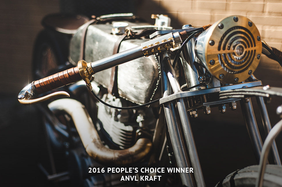 People's Choice winner: Anvl Kraft