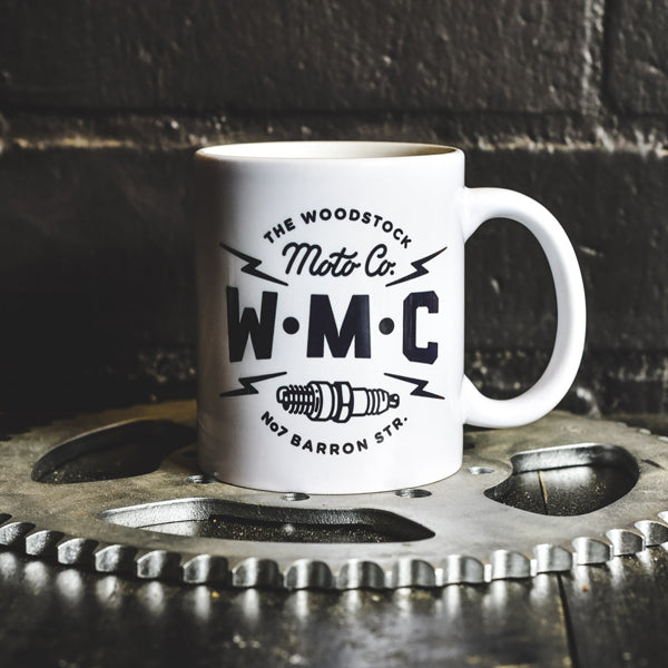 Wrench Ride Repeat Mug
