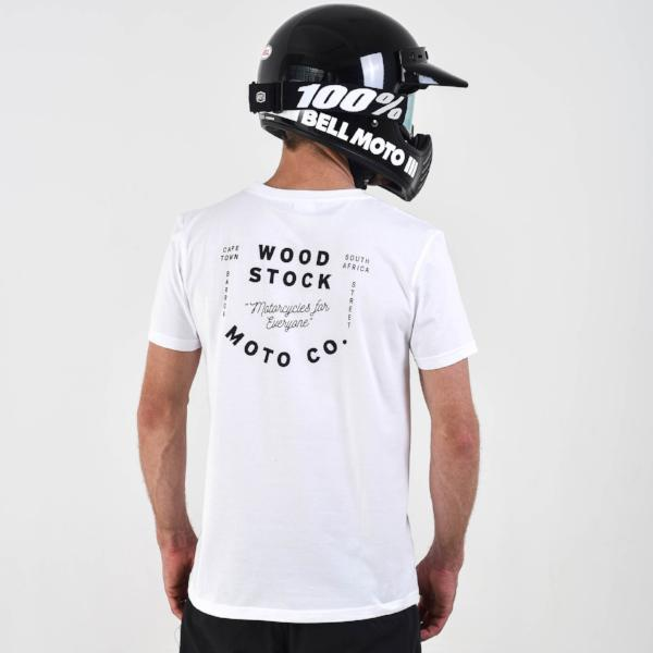 WMC Shop T-Shirt - White