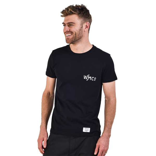 WMC Shop T-Shirt - Black