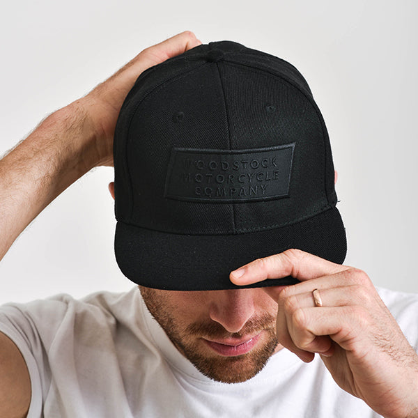 WMC Cap - Black Badge
