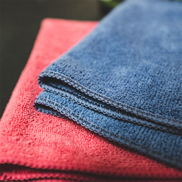 Micro Fibre Cloths - 2 pack