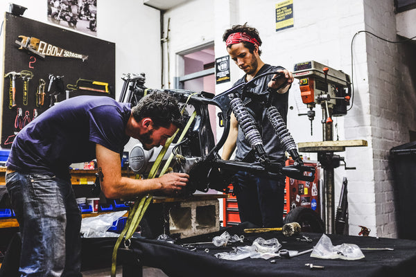 Course - Bike Building Basics (8th & 15th October)