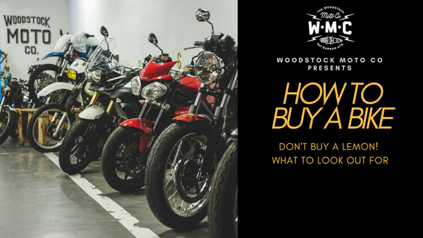 Class - How to buy a bike
