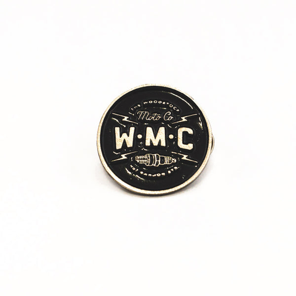 WMC Round Logo Badge