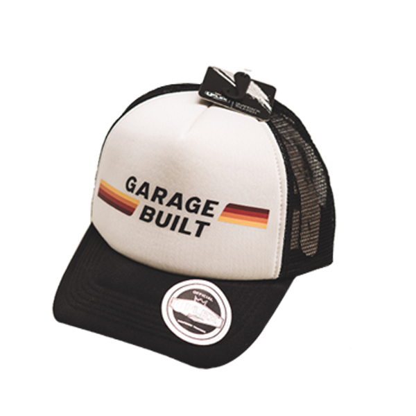 WMC Garage Built Trucker Cap