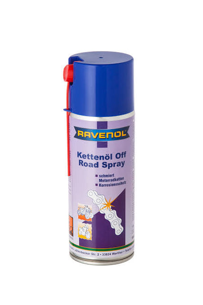 Ravenol chain spray - Off Road bikes