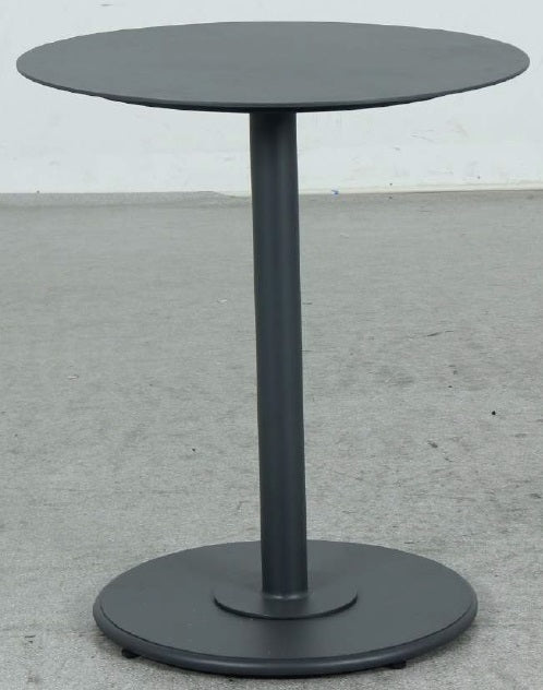 Bistro Table - Gunmetal - Razzino Furniture