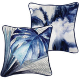 Indoor Cushion - Midnight Palm 45x45cm - Razzino Furniture