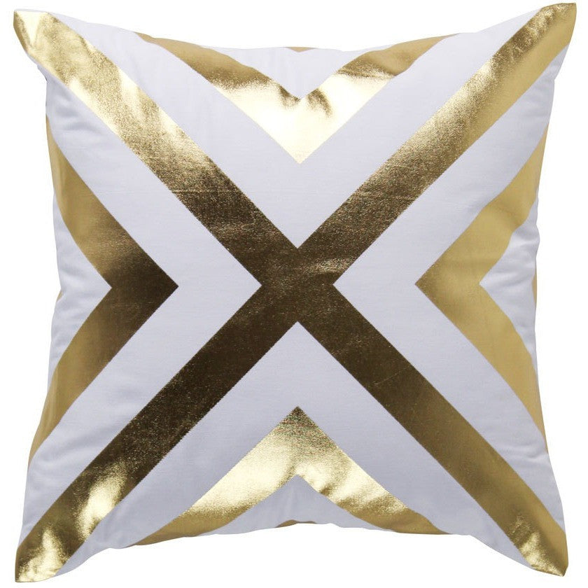 Indoor Cushion - GOLD 'Come Together' - Razzino Furniture