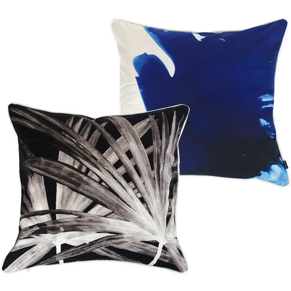 Indoor Cushion - Indigo Nights 45x45cm - Razzino Furniture
