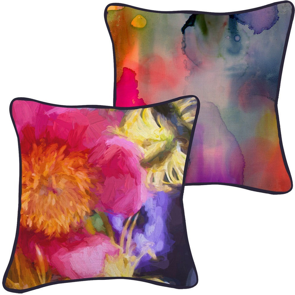 Indoor Cushion - Morning Bloom 45x45cm - Razzino Furniture