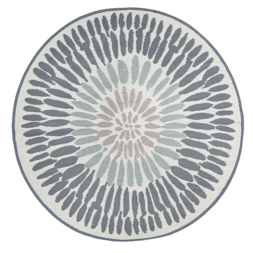 Eco Circle Outdoor Rug - Azores - Razzino Furniture