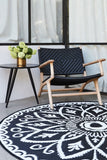 Eco Circle Outdoor Rug - Benaras - Razzino Furniture