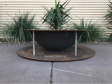 Steel Wire Industrial Stool