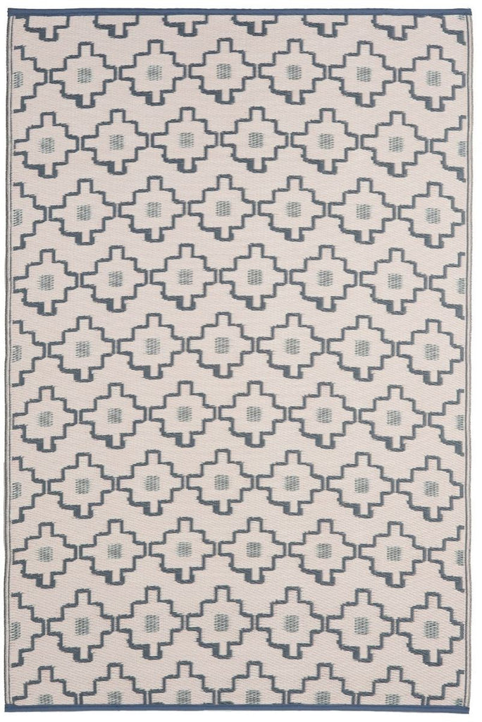 Eco Outdoor Rug - Copenhagen Grey - Razzino Furniture