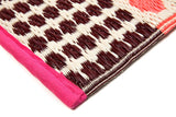 Eco Outdoor Rug - Rovaniemi Peachy Burgundy